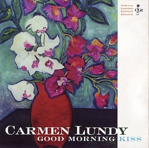 Carmen Lundy album cover