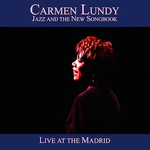 Carmen Lundy at the madrid-cd-400X400