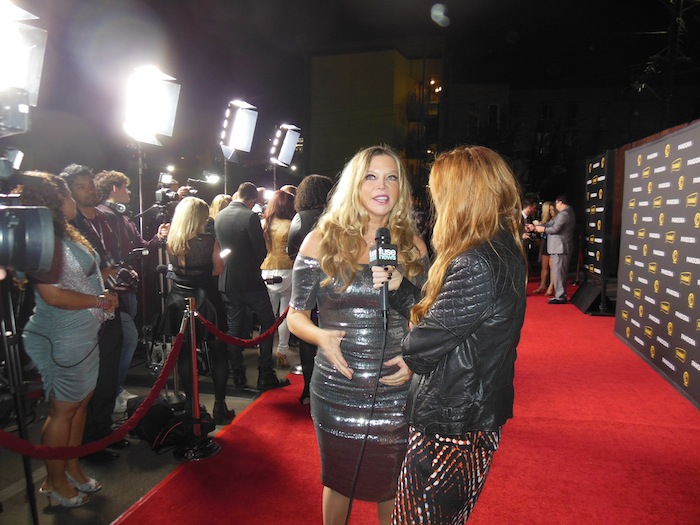 Shellelyn Brandler Red Carpet